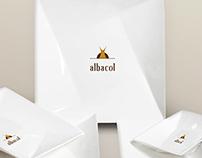 "Branding: ""albacol"""