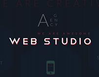 Web Studio Portfolio