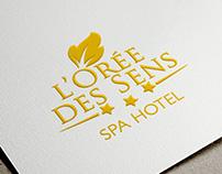 L'Orée des Sens - SPA Hotel