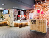 Burger King, Mannerheimintie, Helsinki Finland