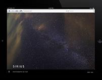 Sirius Asia Website