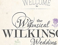 The Whimsical Wilkinson Wedding