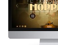 Cafè Hopper / Web Design