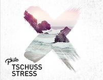 philo - Tschüss Stress | Cover Artwork & Merchandise