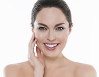 Beauty photo shoot for Group Pharmawell - Billboards