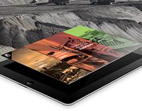 Web APP Expomin 2014 Bridgestone