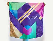 RETROMETRIA - SCARVES COLLECTION