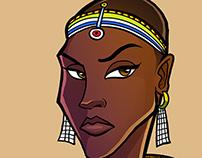 African potraits