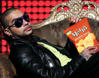 -SHOOTING/PACKING- /Timati/ Advertising chips /Macho/