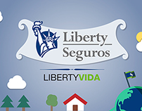 Liberty Seguros VIDA. Animation