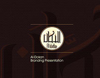 Al-Dokan Logo Presentation