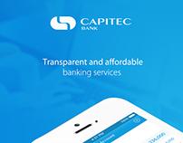 Concept Design ~ Capitec bank