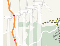 Wanganui Chronicle Infographic Maps