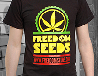 Freedom Seeds tshirts