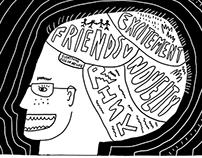 the ROCKMOM Comic