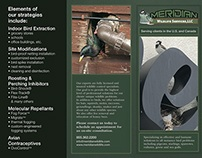 Meridian Wildlife Services – Brochures