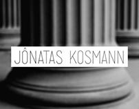 Jônatas Kosmann (lawyer) - brand design