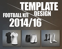 Football Kit Template