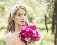 Beautiful Olga