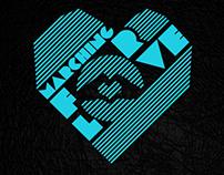 Marching For Love - Logo Designing Brand Identiy