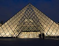 NIGHT ARCHITECTURE #PARIS