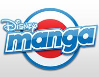 Disney Manga Logo