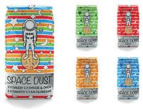 Space Dust, children's crisps