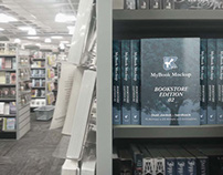 MyBook Mock-up - Bookstore Edition 02