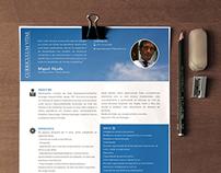 Miguel Alçada Curriculum Vitae