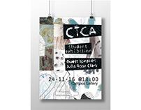 Illustration. CTCA poster design (Student Assignment)