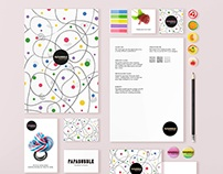 brand redesign--papabubble candy
