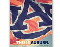This is Auburn.