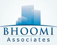 Logos Designed For Bhoomi Associates