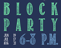 brabar|boutique Block Party (Summer 2014)