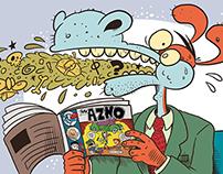 Azno Comics Web