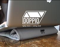 Doppio Laptop Sleeve