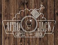Afrojack Coffee Shack, Branding, Identity and Packaging