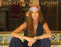 South Moon Under Spring 2014 Look Book
