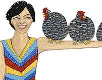 Chicken Tricks