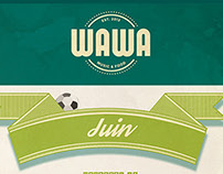 Programmation mois de juin 2014 - Wawa Music & Food