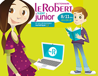 Le Robert Junior illustré - Édition 2014