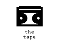 the tape.