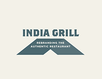 India Grill: Branding Project