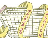 The World's Longest Shopping Spree