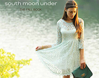 South Moon Under Fall 2012 Look Book