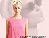 South Moon Under Spring 2012 Look Book