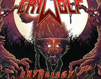 CryWolf - Anthology (Album Cover & Layouts)
