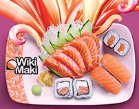 Japanese Food / Comida Japonesa