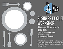 AIAS Mentorship Program (Spring 2014)