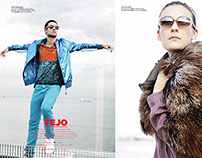 Tejo / Parq magazine
